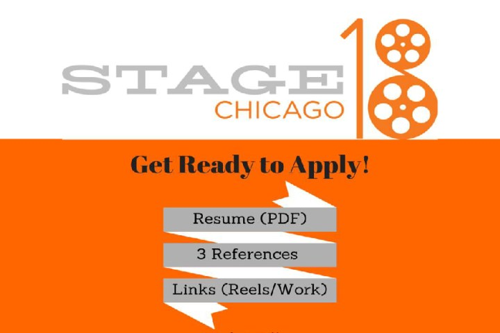 Indie filmmakers: Apply now for Stage 18 work space