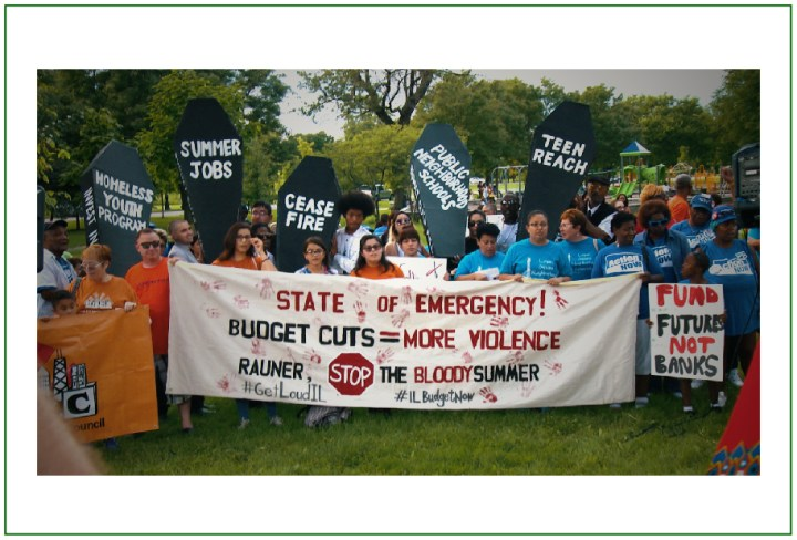 Two-part doc puts a human face on state budget crisis