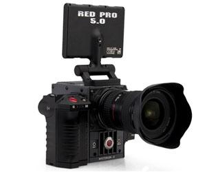 Daufenbach Midwest exclusive: new Scarlet-X 4K camera
