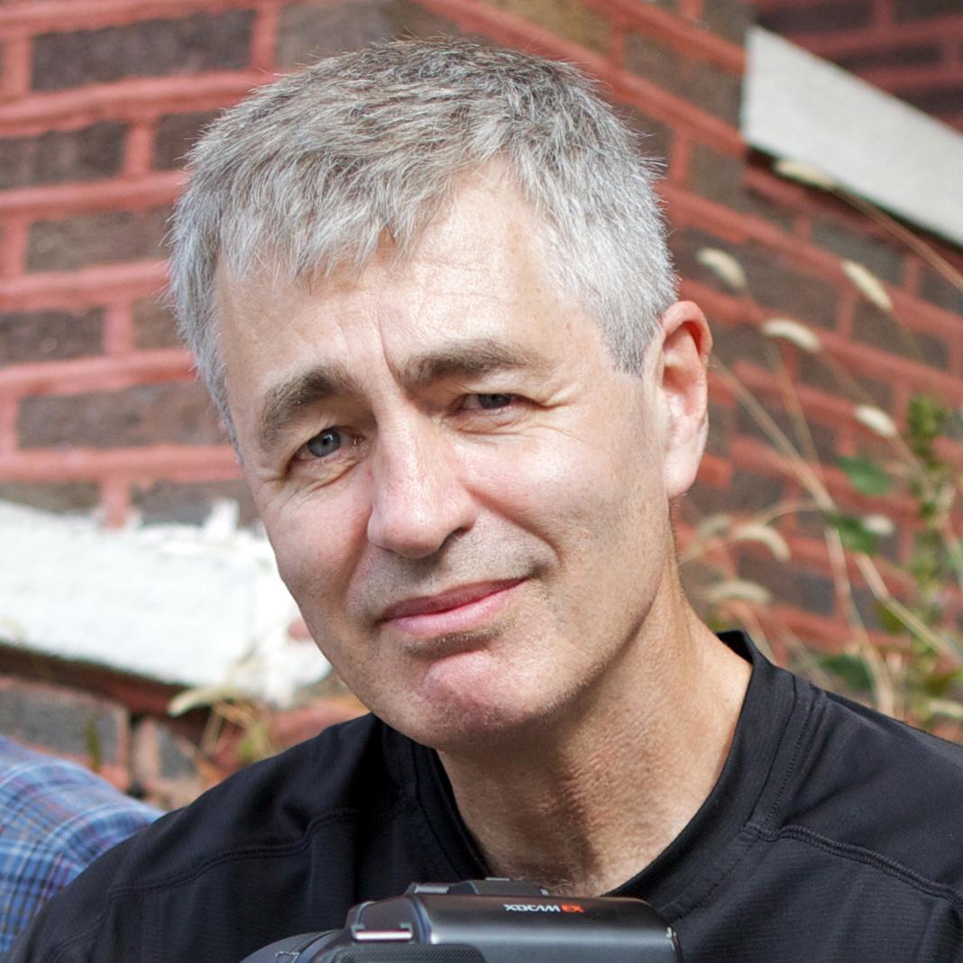 "Steve James: ""A golden age for documentarians"""