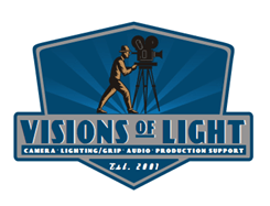 Visions of Light shines on new lighting/grip rentals