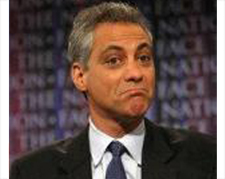 Emanuel's clueless CAF speech disappoints audience