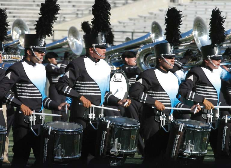 Noise Floor mixes Drum Corps world competition sound
