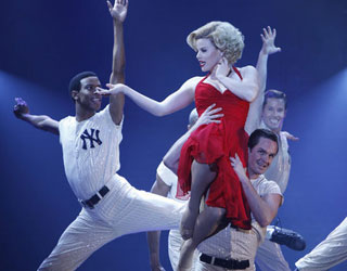 """NBC's """"Smash"""" ratings decline in Chicago.  Again."""
