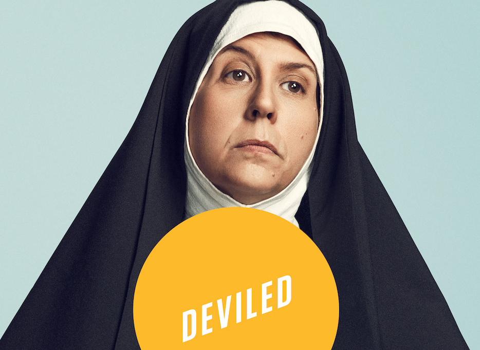 """Incredible Egg"" reboots with a nun"