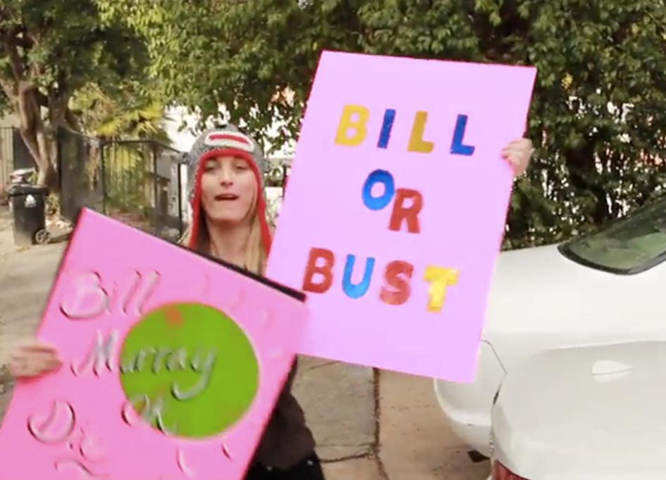 "Sadie Katz in ""The Bill Murray Experience"""