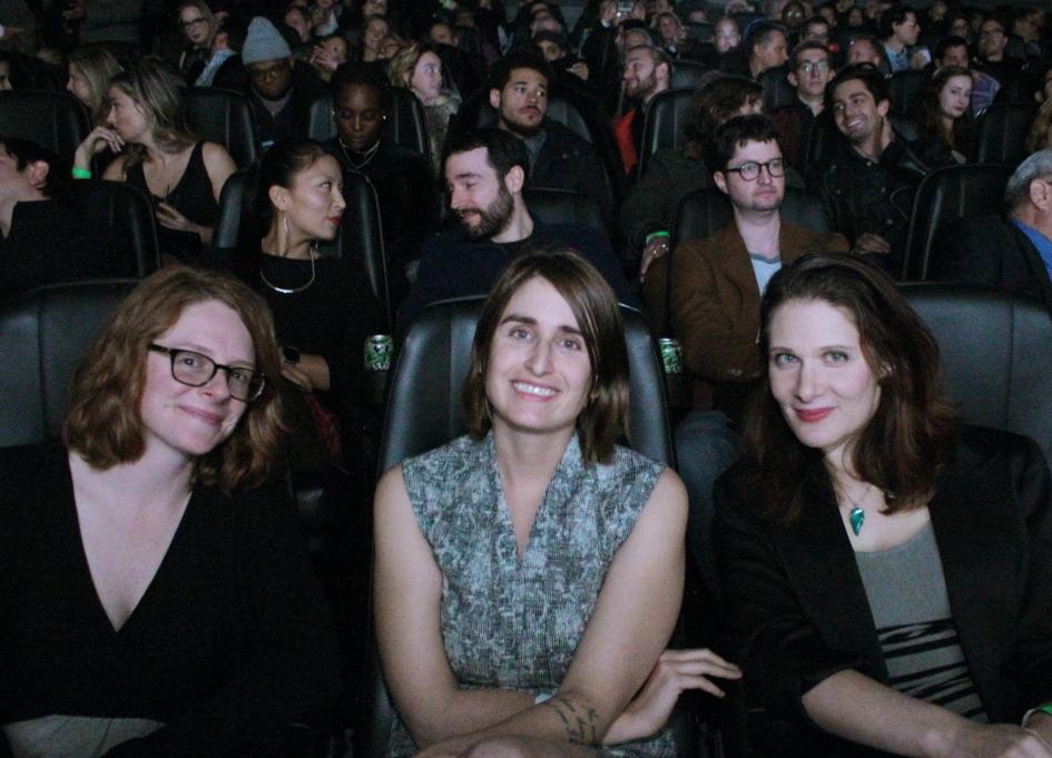 Female filmmakers win big at the BMAs
