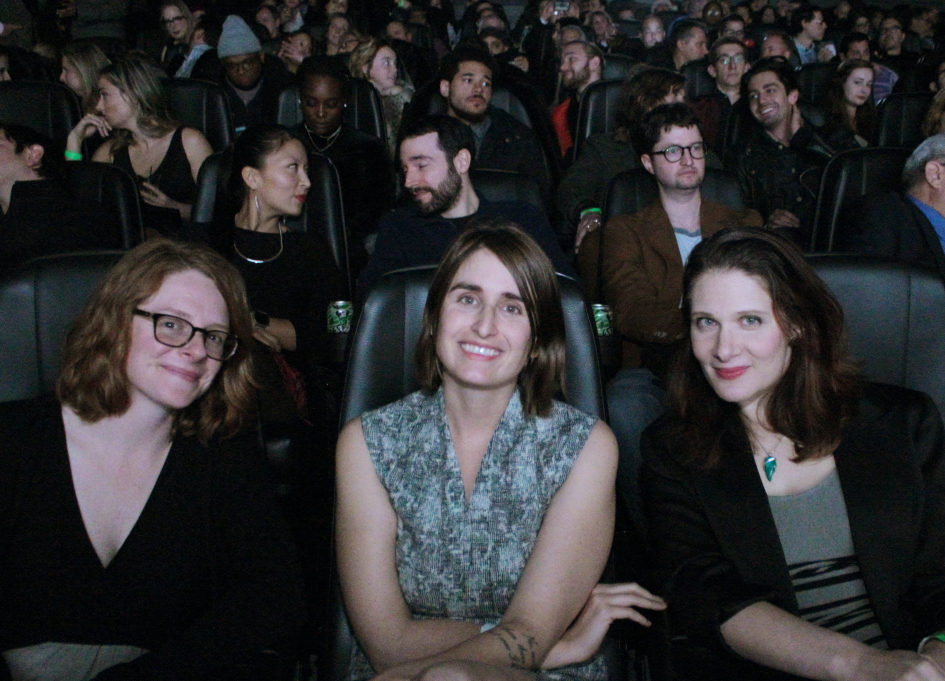 The Century City theater was packed for last night's Best of the Midwest