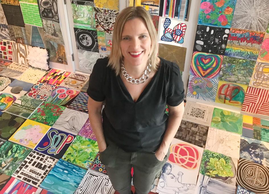 Kathryn Hempel's year of art