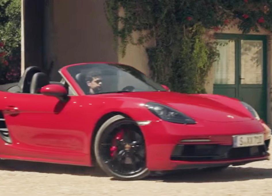 """Porsche's """"Made for Drivers"""" by Cramer Krasselt"""