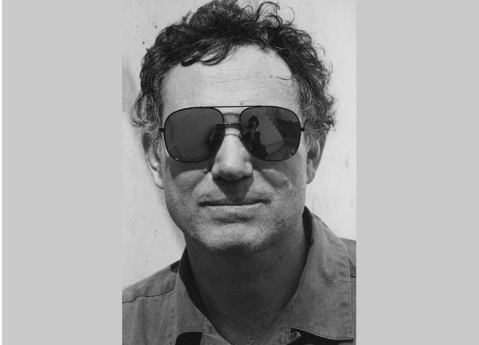 Photo portrait of Joe Frank by Stephen Laufer