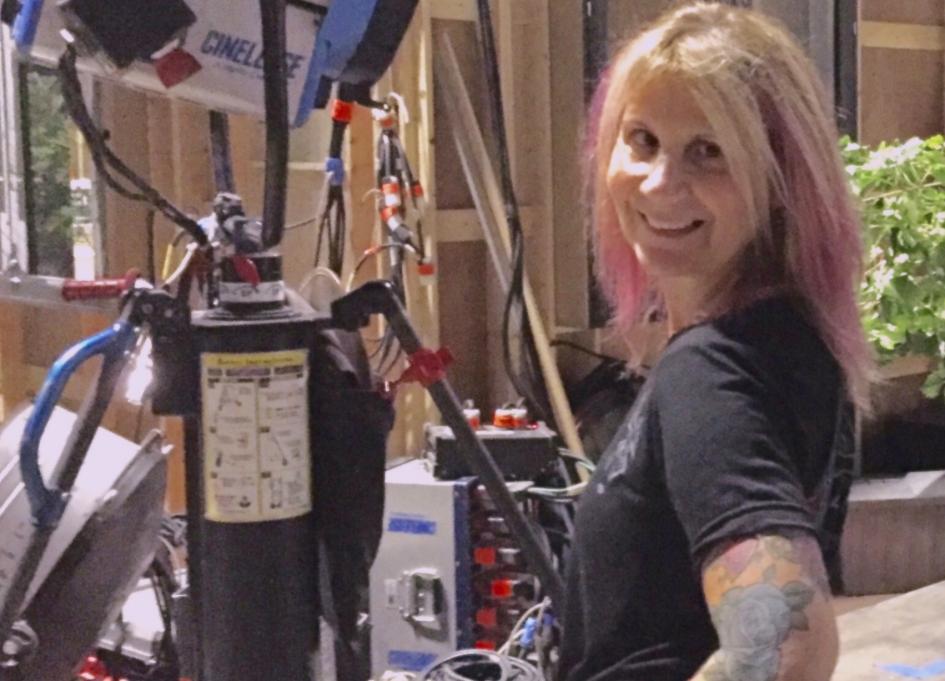 Reel Women: Laura Roeper, Assistant Prop Master