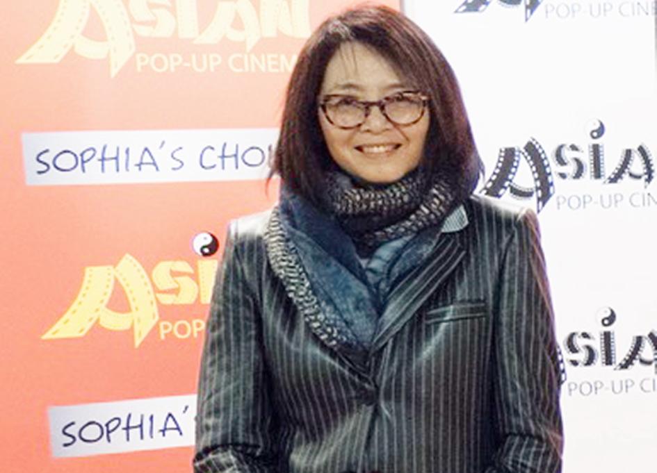 Reel Women: Sophia Wong Boccio, Festival Director