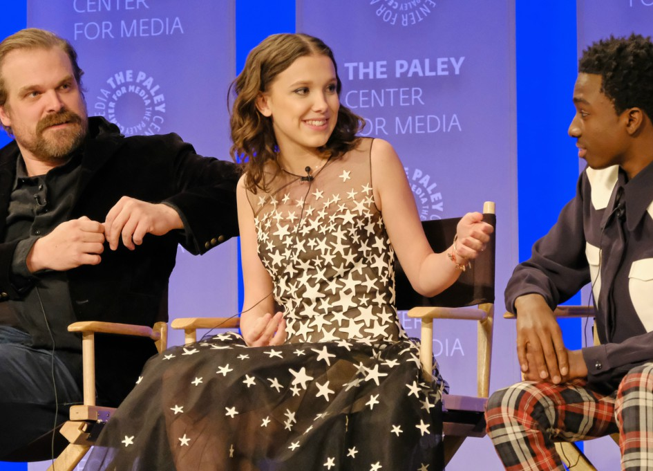 """Stranger Things"" closes out 35th annual PaleyFest"