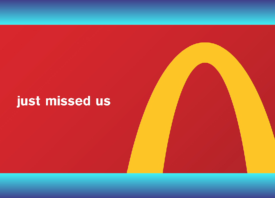 """Cossette's """"Follow the Arches"""" for McDonald's"""