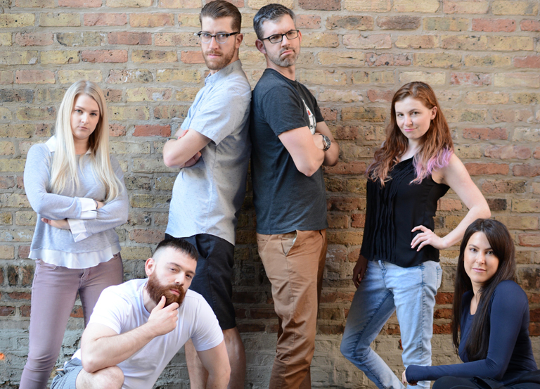 R/GA Chicago adds six to 75-person office