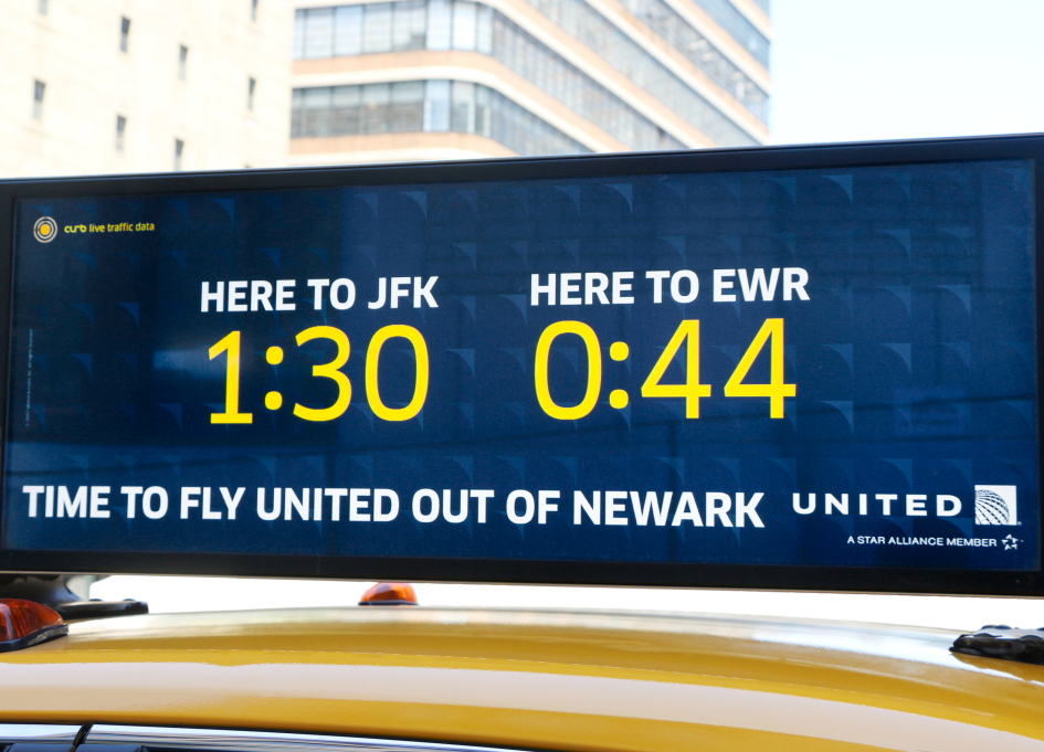 """Real-Time Taxi Top"""
