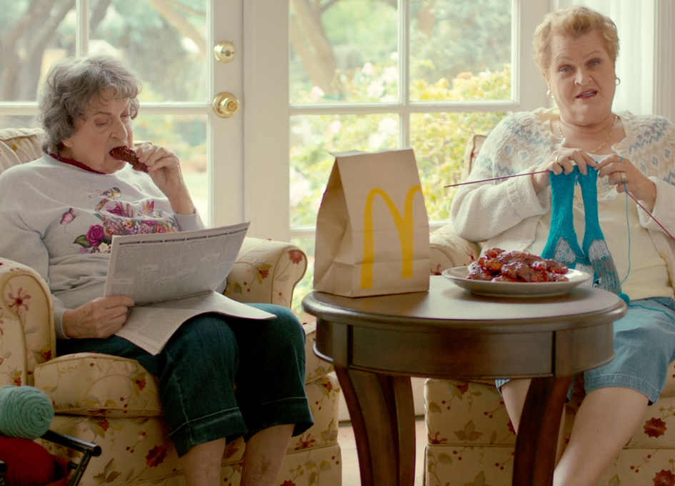 We Are Unlimited's hilarious new campaign for McD's