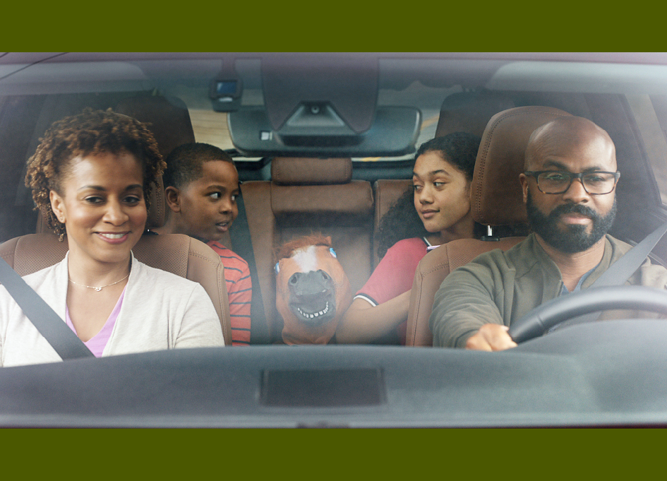 """The """"Powell Family"""" stars in Toyota Highlander's """"Inspiration"""""""