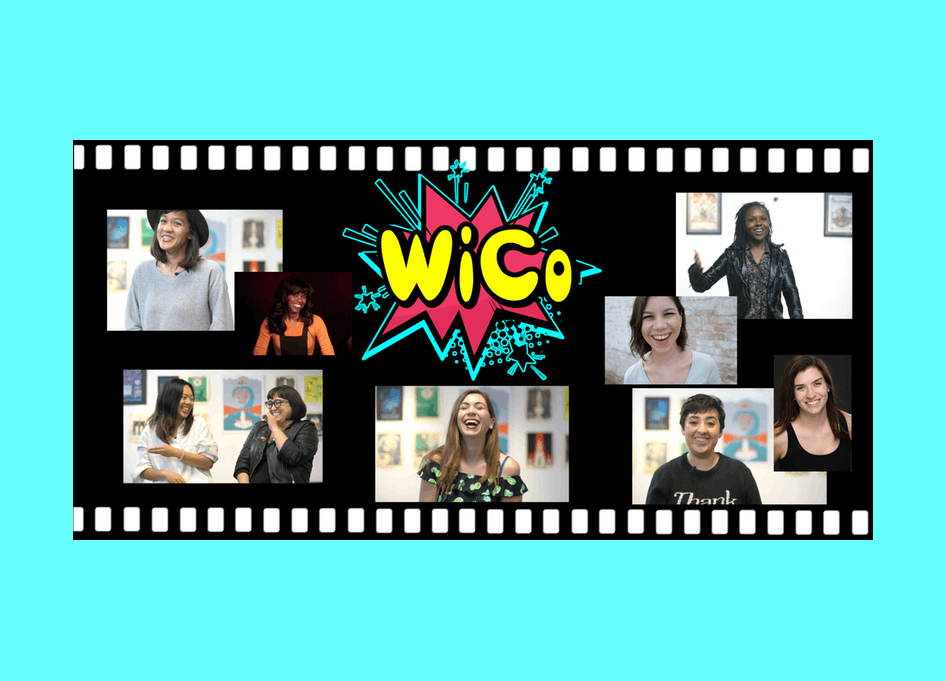 Women in Comedy's inaugural Short Screening