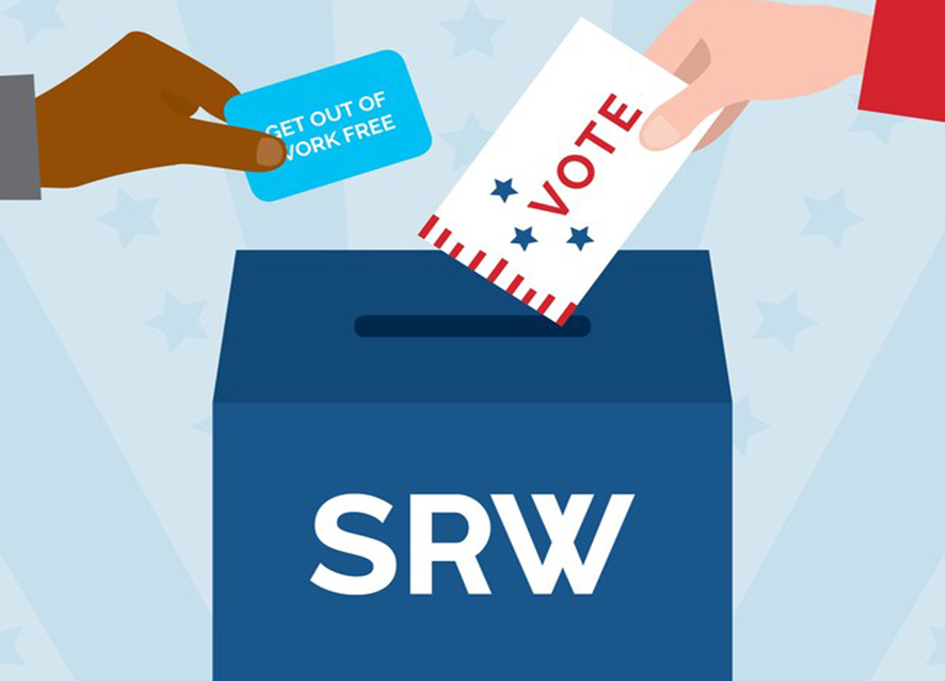 """SRW closes on Election Day to """"pay people to vote"""""""