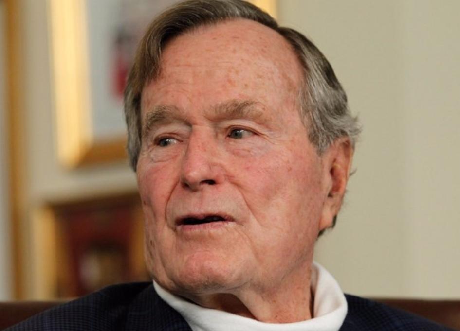 President-George-H-W-Bush