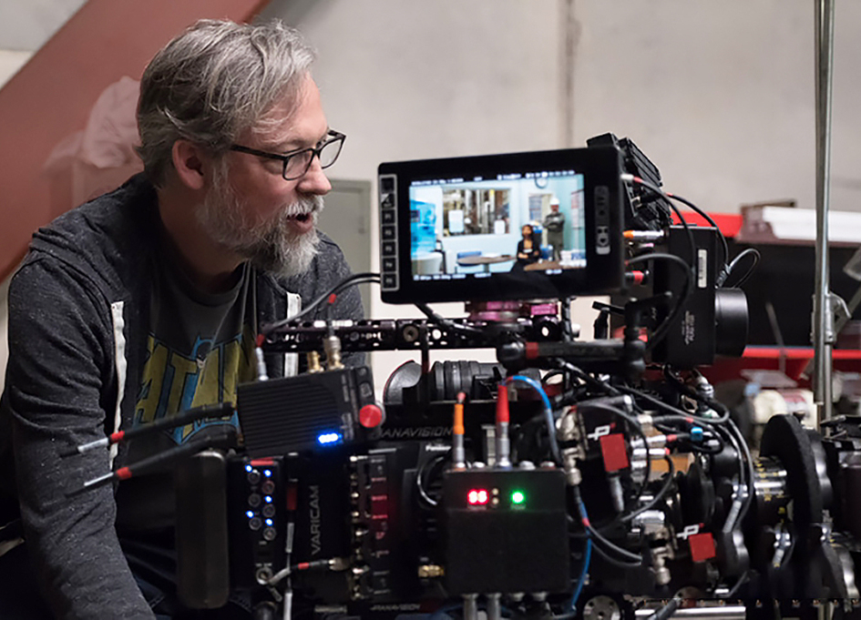 """Panavision helps DP create the look of """"Late Night"""""""