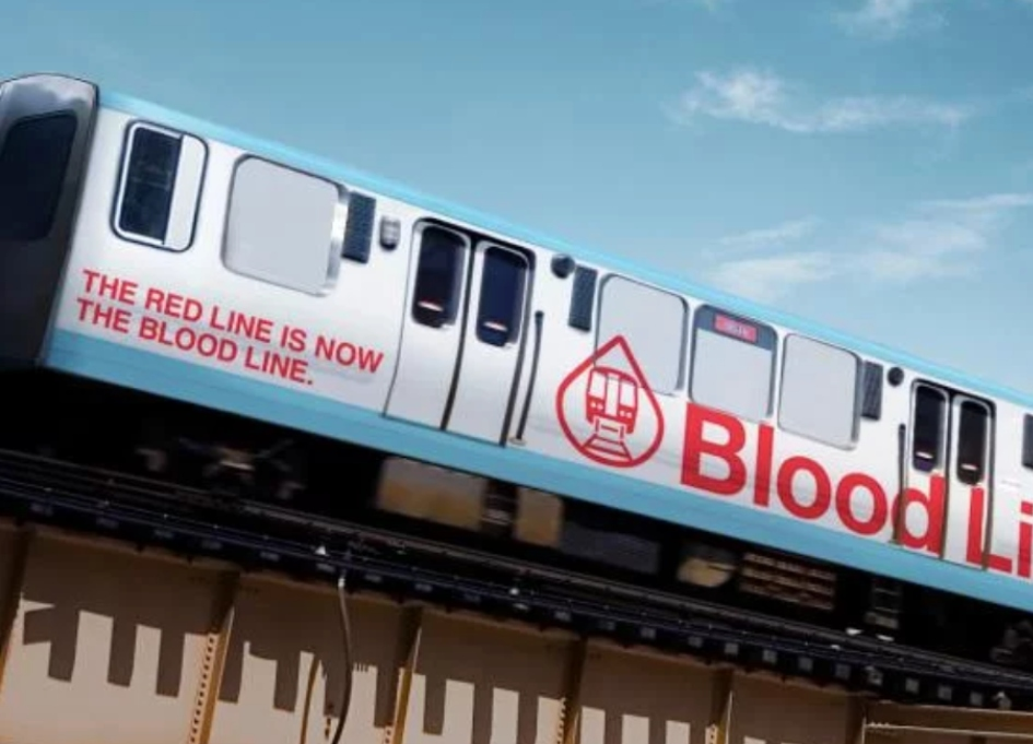 Unltd helps CTA turn the red line into the 'Blood Line'