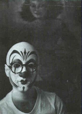 """Portrait of a Clown"" by Marc Hauser"