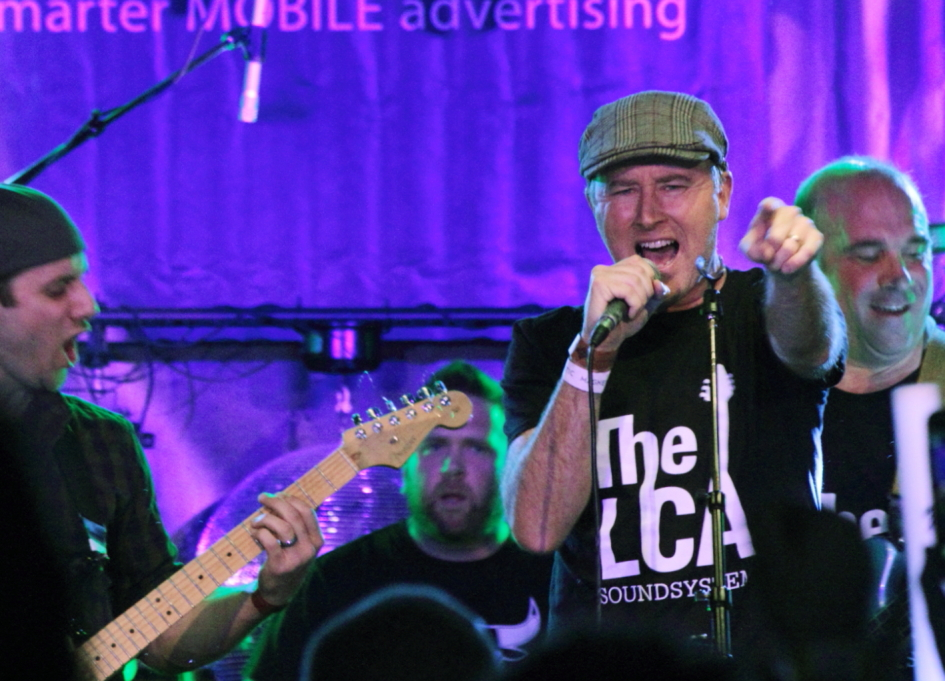 The 7th annual Battle of the Advertising Bands