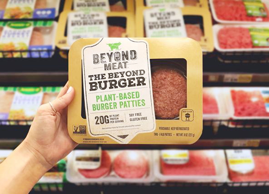 Beyond Meat engages Stun for branding and media
