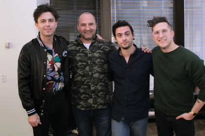 Likhite with Arkells