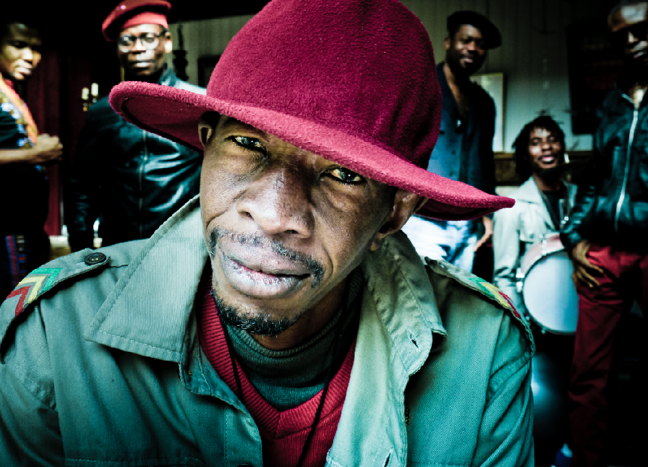 Jupiter & Okwess (photo: Micky Clément)
