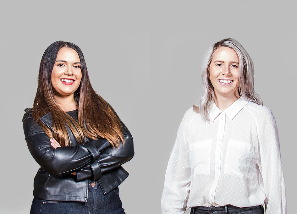 Creative team Sarah Uchison, Emily Walton join OKRP