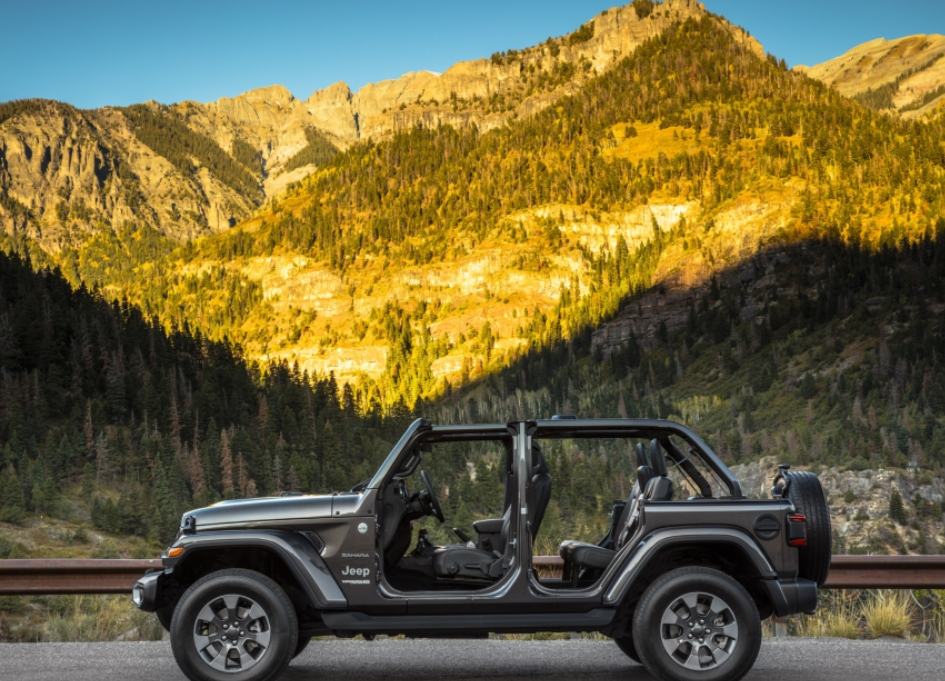 Legends are made, not born in Highdive Jeep campaign