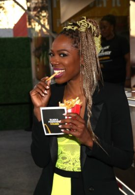 Yvonne Orji (Photo by Bennett Raglin/Getty Images for McDonald's)