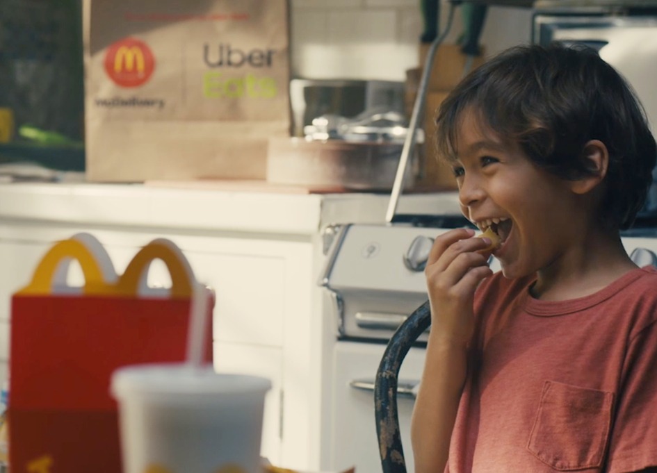 UNLTD. helps McD's and Uber launch a tasty service