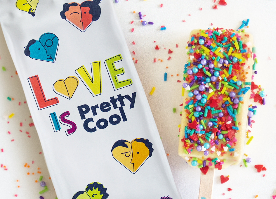 C-K pushes 'Love is Pretty Cool Pops' for Pride Month