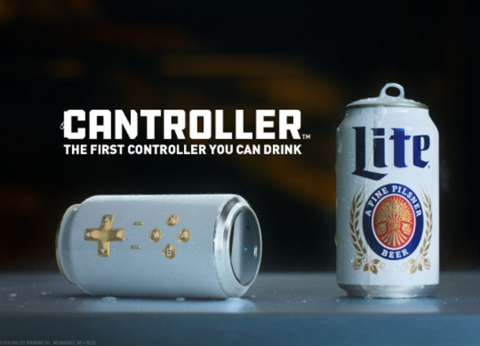 DDB, Miller Lite, Eric Andre play 'The Cantroller'