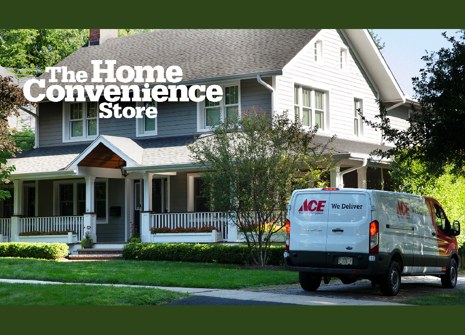 OKRP helps Ace tout in-store pickup & delivery