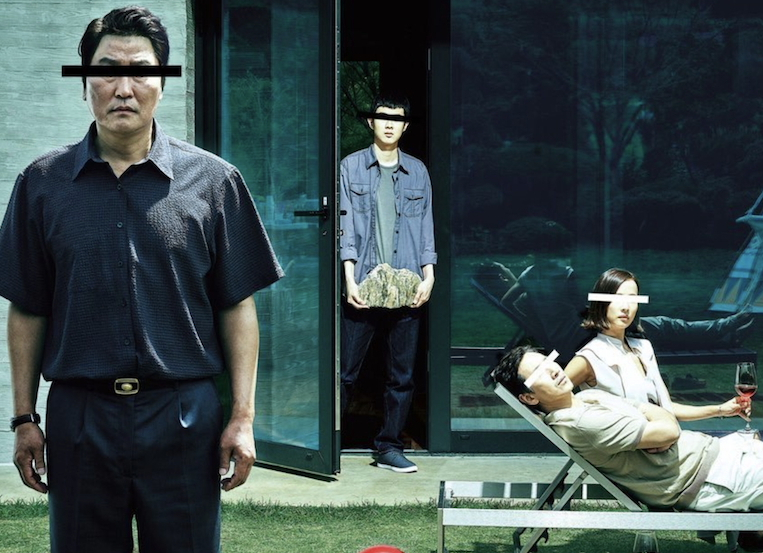'Parasite' tops Chicago Film Critics Awards