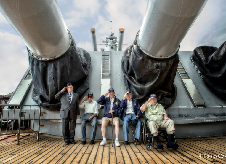 Cascio's 'A Tribute to Valor' honors Pearl Harbor vets