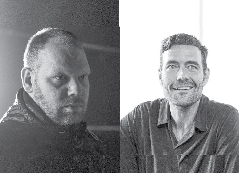 The Mill signs directors Ben Hansford & Rogier Schalken