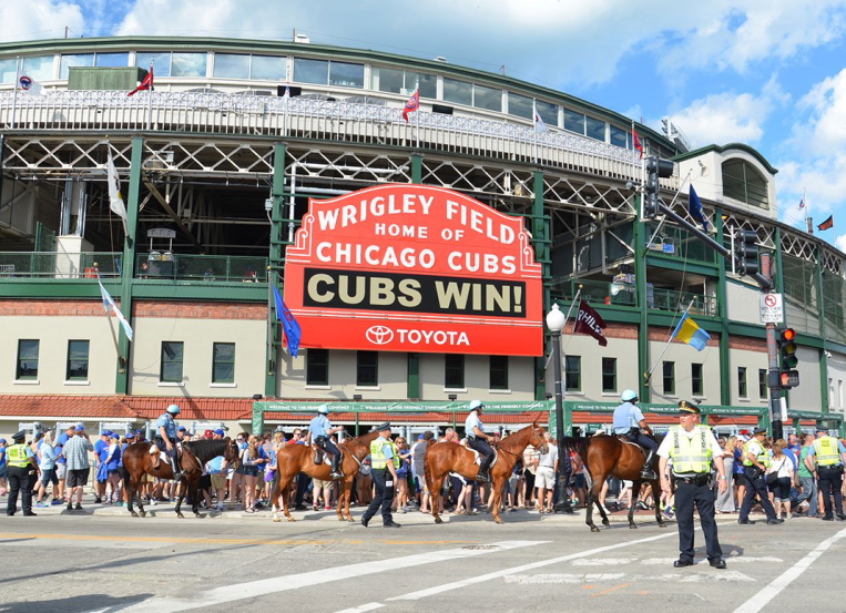 Marquee Network signs exclusive Chicago Cubs deal