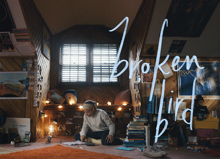 Faith to be found in Rachel Gordon's film 'Broken Bird'