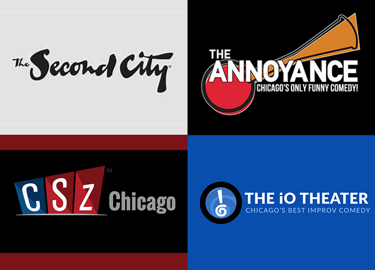 UPDATED: Second City, Annoyance, iO, ComedySportz go virtual