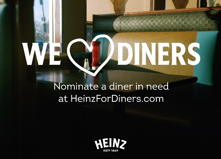 Heinz commits $1m in grants for diner initiative