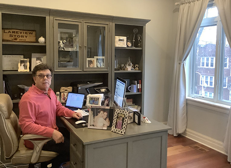 New Normal: staying at home with STORY