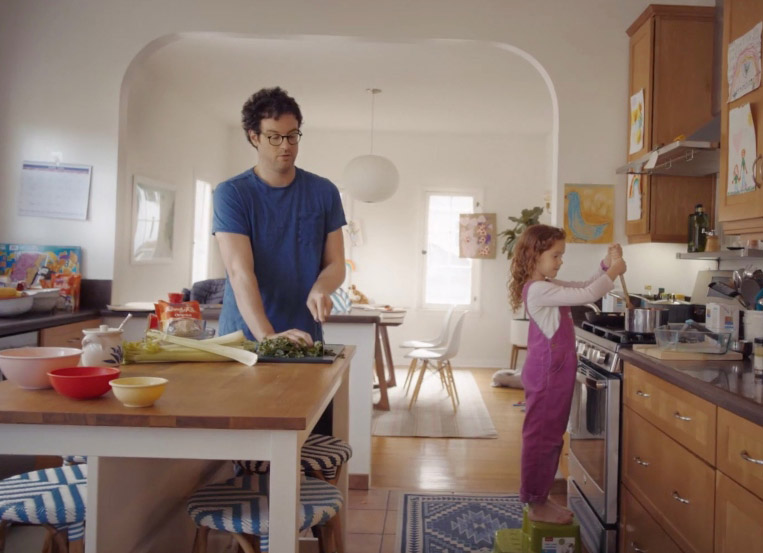 Uncle Ben's stays close in new work from Energy BBDO
