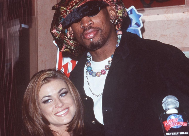 'The Last Dance:' Jordan, Rodman and Electra